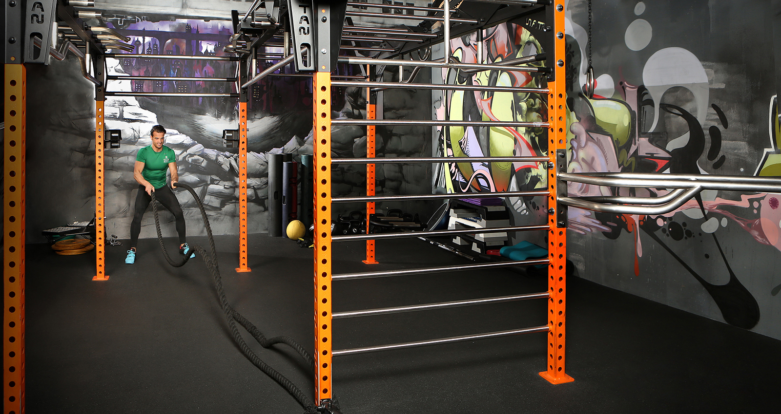 functional training fitnessstudio