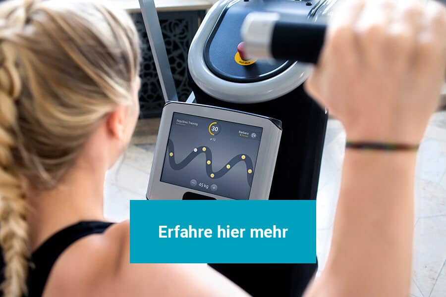 egym Zirkeltraining im Killer Sports