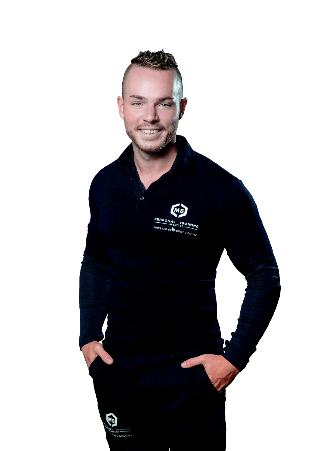 Personal Trainer Marcel Schrom